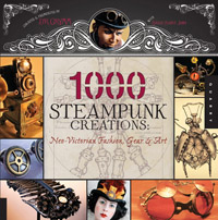 Quarry Books, 1000 Steampunk Creations