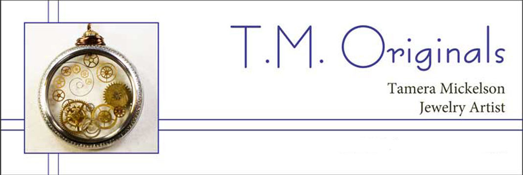 T.M. Originals Art Jewelry and Prints